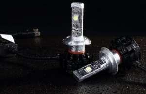 雪莱特:LED汽车灯M1改装氙气灯,成车灯新宠电器装置
